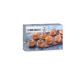 12 mini bagel farciti da aperitivo
