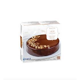 Torta Miroir chocolat
