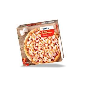 3 pizze margherita