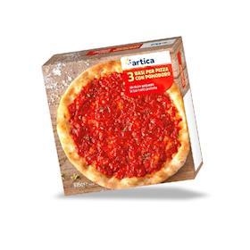 3 Basi per pizza