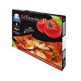 Le focaccine di Recco -  Pizzata