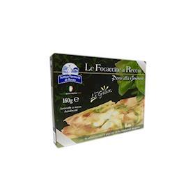 Le focaccine di Recco -Pesto alla genovese