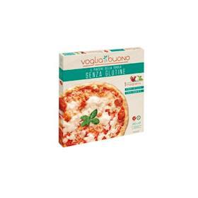 1 pizza margherita senza glutine