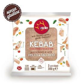 Kebab Tacchino e Pollo