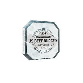 U.S. Beef burger