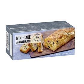 Mini-cake prosciutto e olive