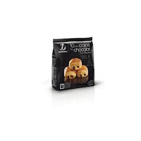 10 Mini pain au chocolat