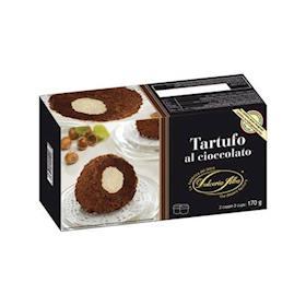 2 tartufi al cioccolato