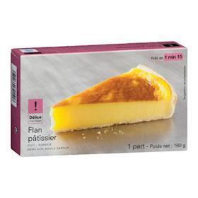 Torta crema pasticcera - 1 fetta