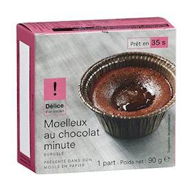 Tentazione al cioccolato microondabile