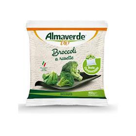 Broccoli a rosette Bio