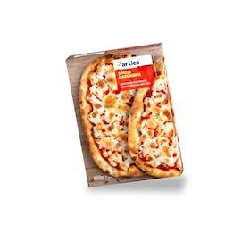 2 Pizze margherita