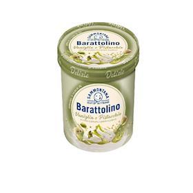 Barattolino cinque stelle alla vaniglia e pistacchio