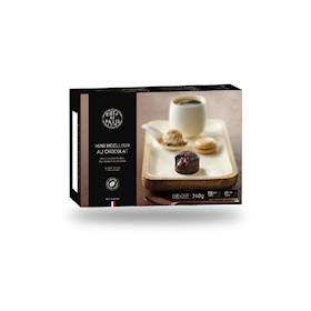 8 Mini soufflè al cioccolato