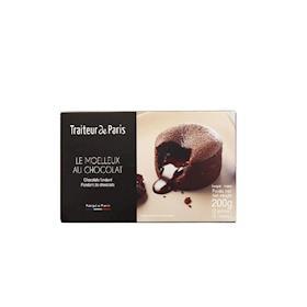 2 Soufflè al cioccolato