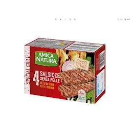 2 Salsicce senza pelle