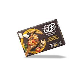 QB Penne integrali con merluzzo e melanzane grigliate