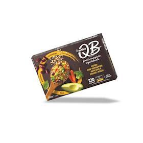 QB Farro con verdurine, avocado e fagioli rossi